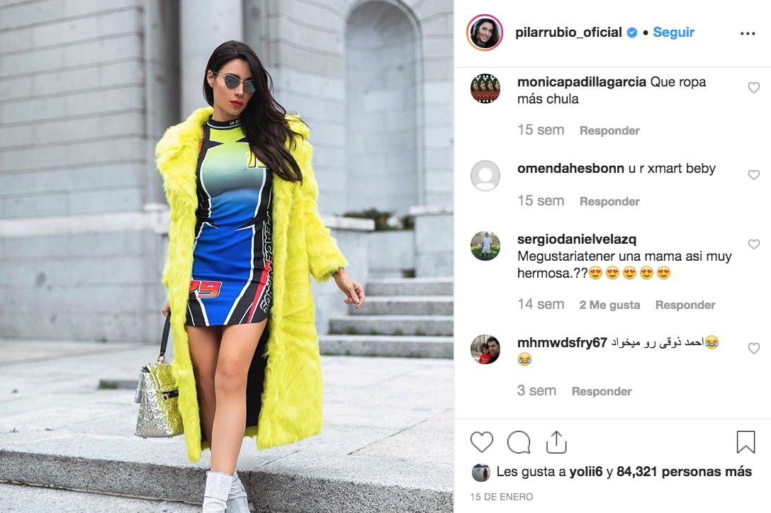 pilar-rubio-celebrities-de-moda