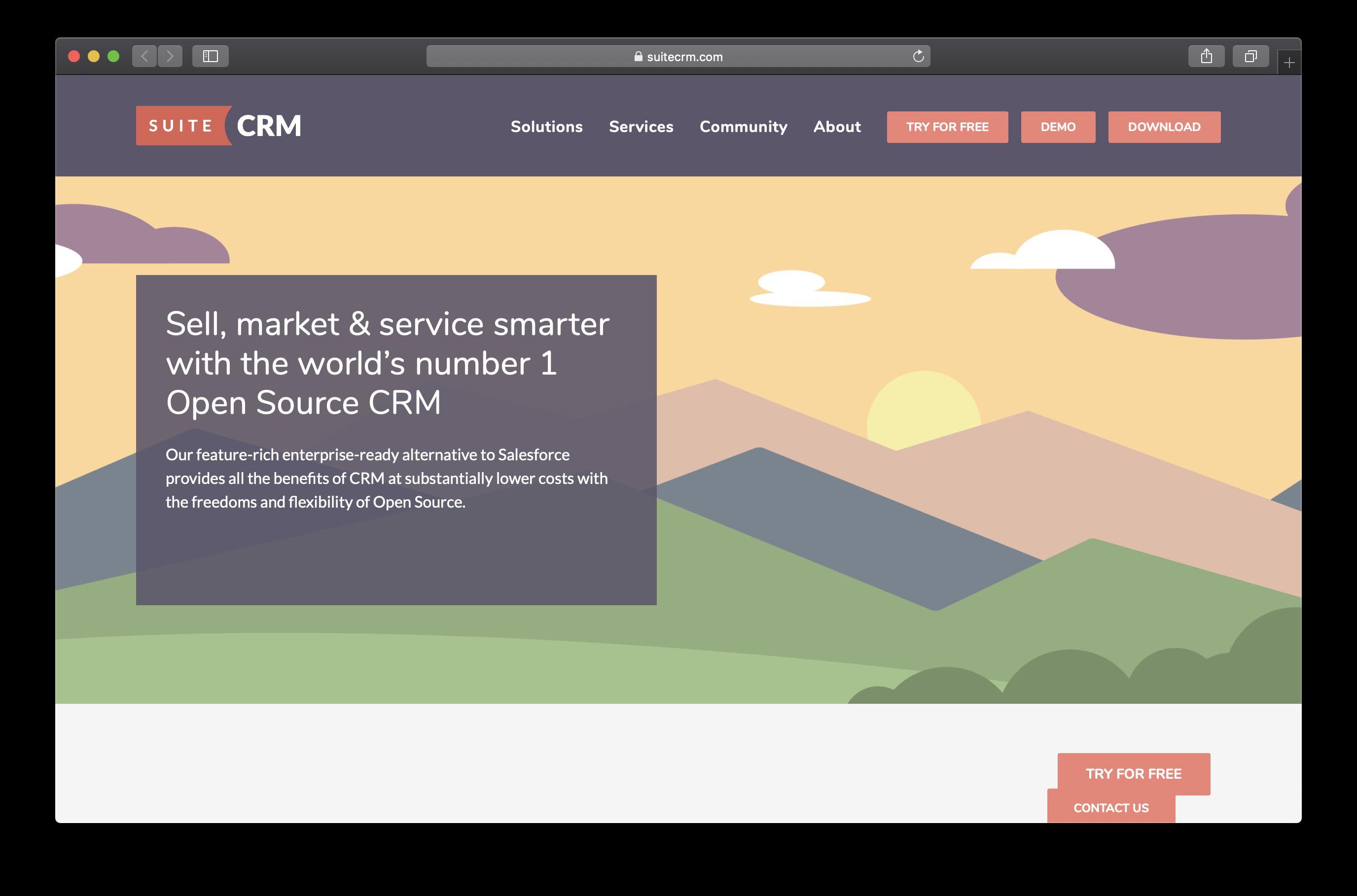 Suite-mejor-CRM-gratuito-startups