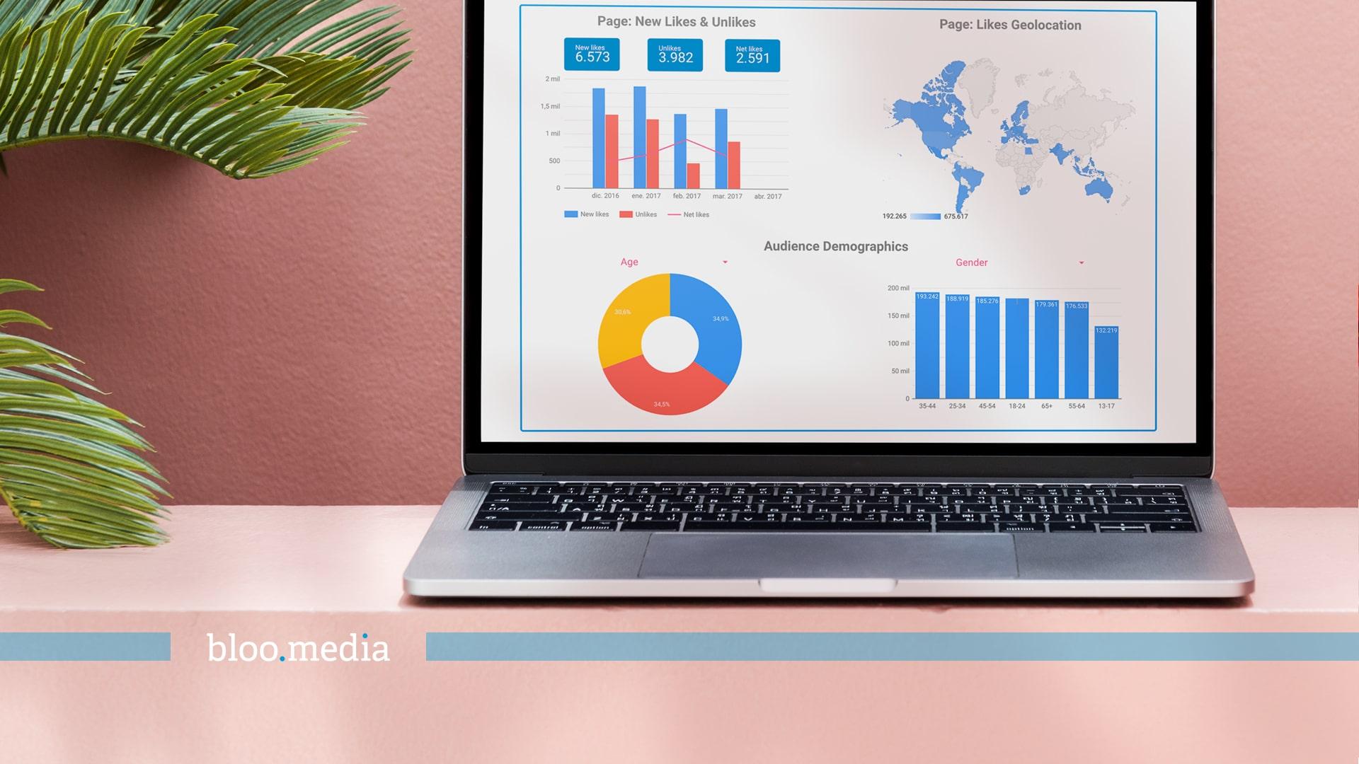 Guía para crear informes de Facebook en Google Data Studio